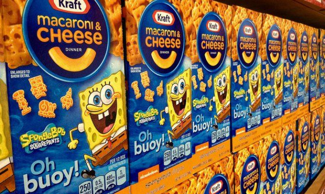 Kraft Mac & Cheese is Dropping Artificial Dyes, Preservatives