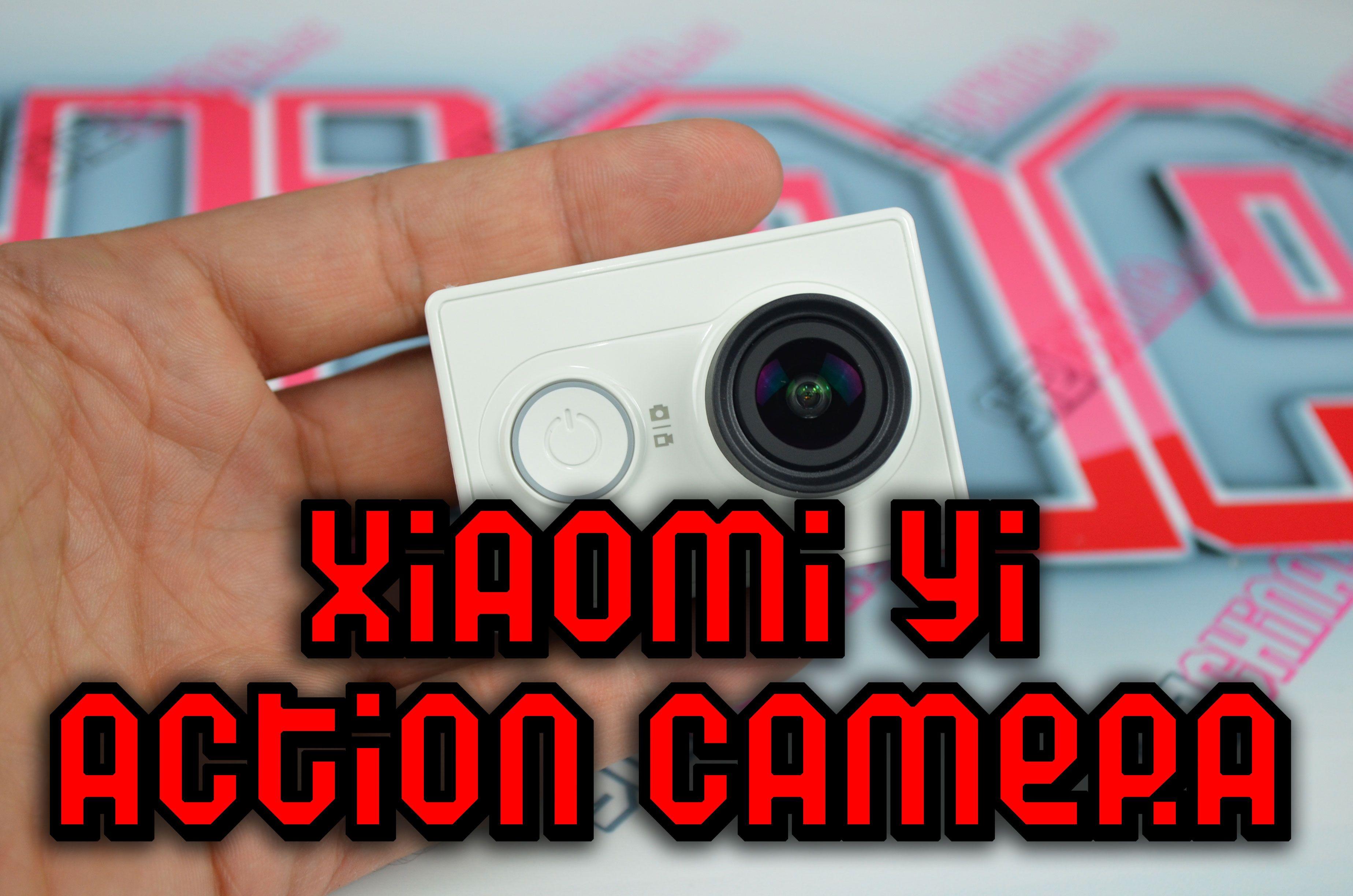Interesante: Review de la Xiaomi Yi Camera, calidad a precio inigualable.