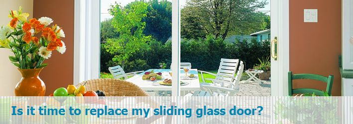 Is It Time For You To Have Your Sliding Glass Door Professionally