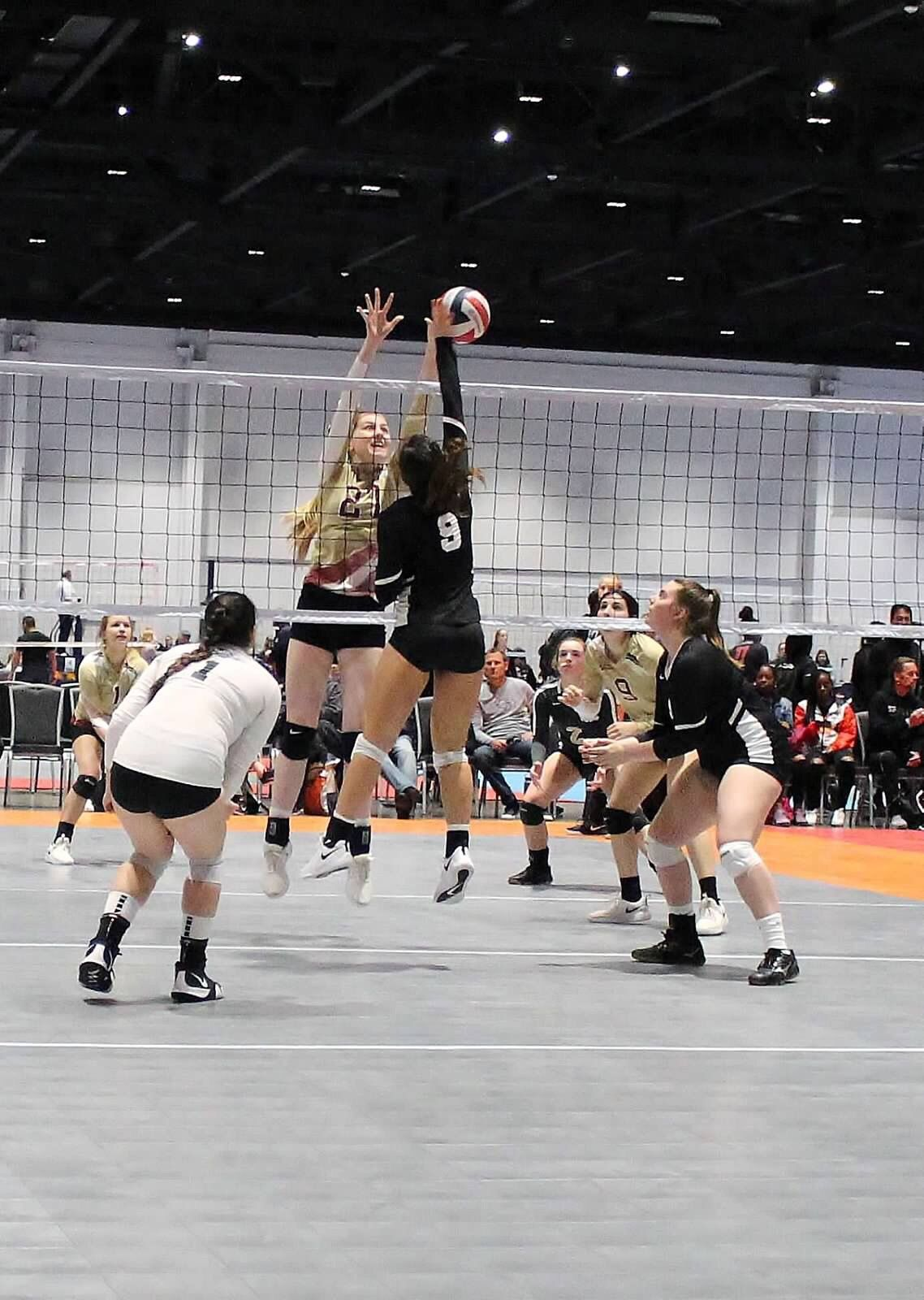 Rylee Gonzales Women S Volleyball Player From Usa Student Athlete College Recruiting Women Volleyball