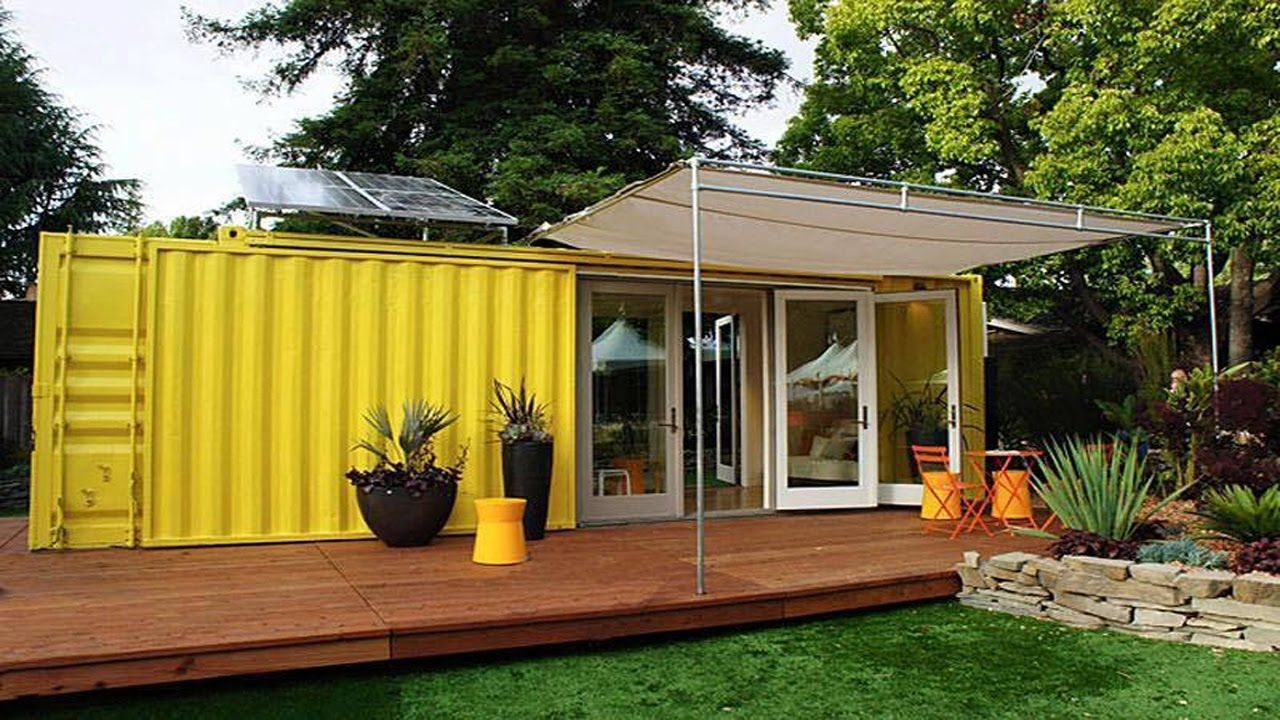 Most Amazing Shipping Container Home Design Ideas
