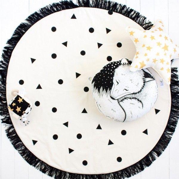 alfombra redonda para niños   Alfombras, Alfombras ...