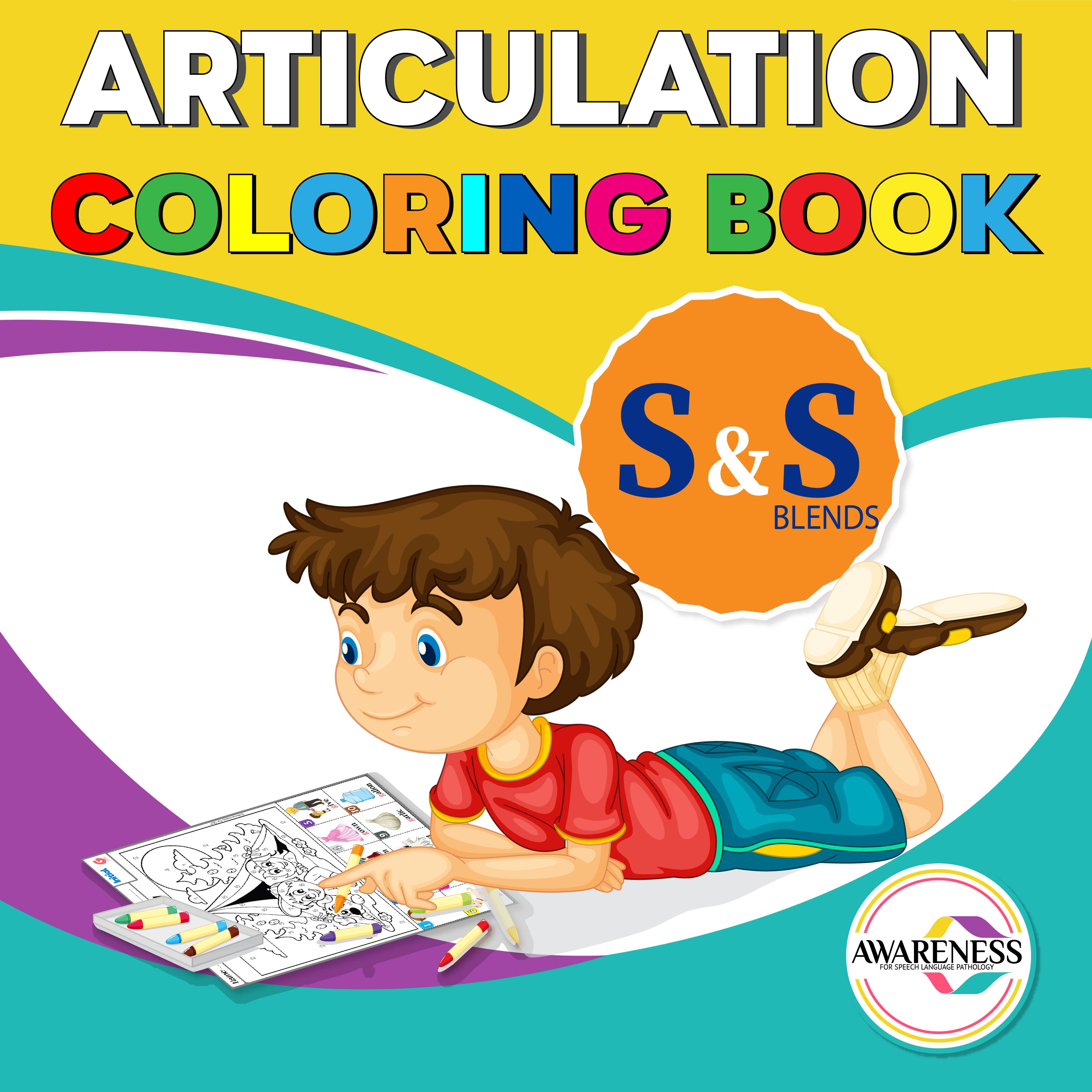 S Articulation Worksheets