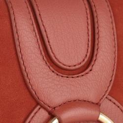 See By Chloé Hana Mini Bag Faded Red in rot Umhängetasche für Damen Chloé