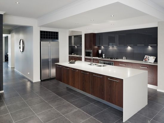 Kitchen Tiles Lincoln room idea-charcoal floor tiles??? | our house | pinterest | room