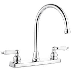 Tuscany Volk Single Handle Pull Down Coil Kitchen Faucet At
