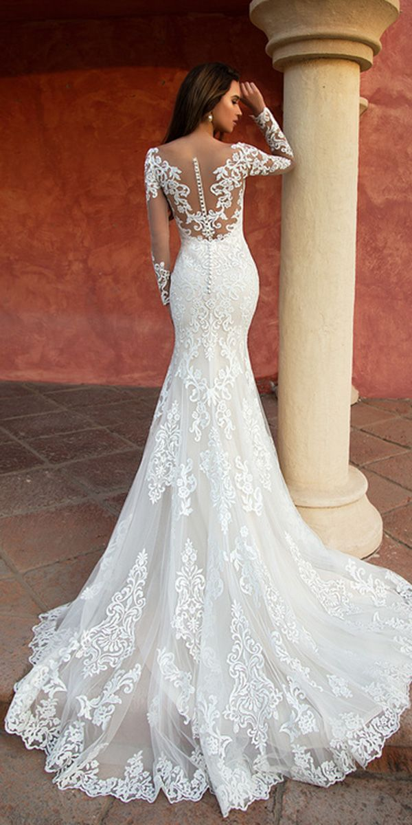 Nora Naviano Wedding Dresses For Charming Style | Wedding Dresses Guide