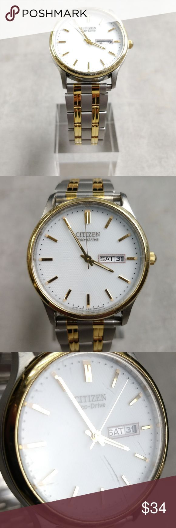 Citizen E101S058031 EcoDrive Men39s Watch H130 Band is fine and has n Citizen E101S058031 EcoDrive Mens Watch H130 Band is fine and has n