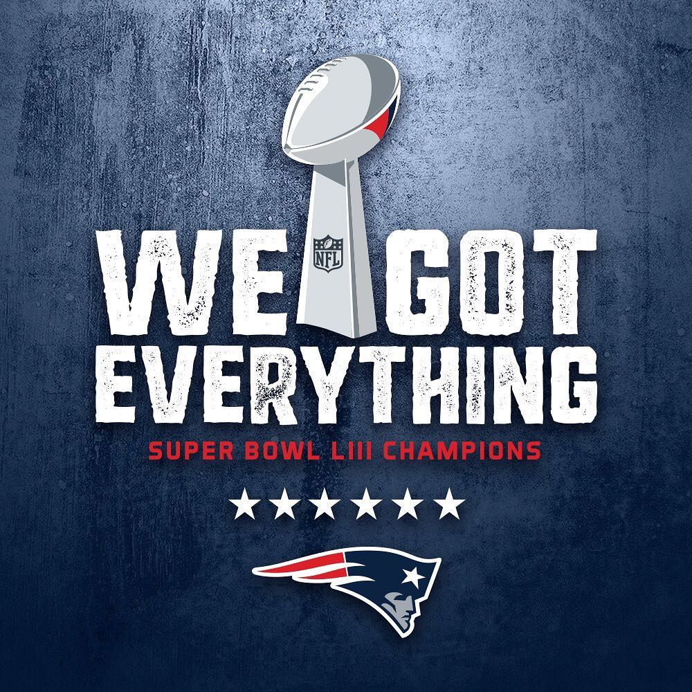 390 8k Likes 9 411 Comments New England Patriots Patriots On Instagram Gave Everything We G New England Patriots New England Patriots Football Patriots