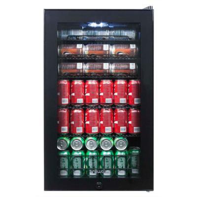Newair 19 In 126 12 Oz Can Freestanding Beverage Cooler Fridge