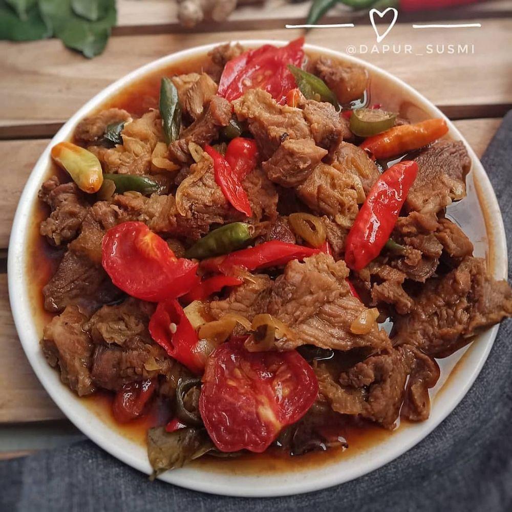 18 Resep Masakan Daging Sapi Enak Sederhana Mudah Dibuat Instagram Resepdaging Resep Idemasak Id Resep Masakan Resep Daging Sapi