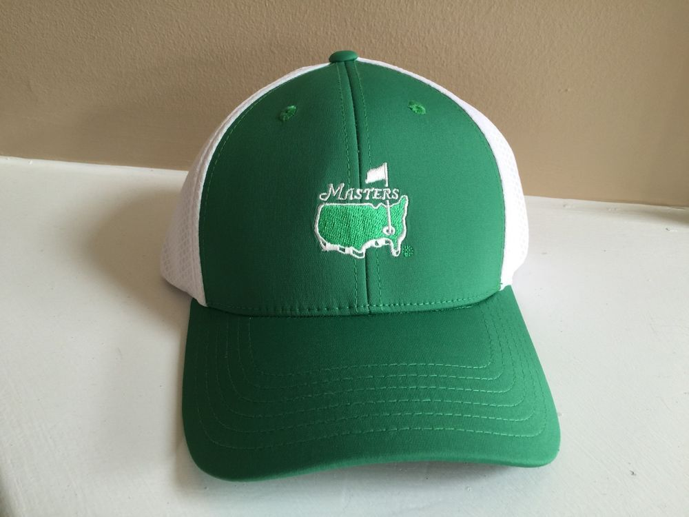 f9c8dbd367ab9 New Masters Trucker Hat - Green White from Augusta National Golf  Masters