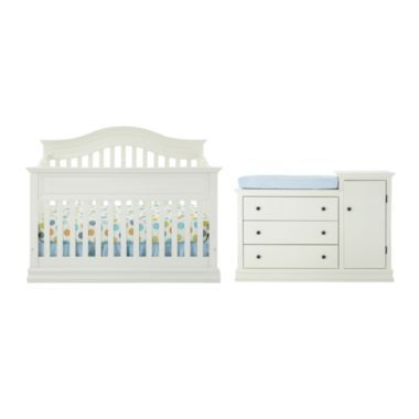 Baby Furniture Set Off White Found At Jcpenney