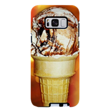 Hooray for Ice Cream Samsung Galaxy S8 Plus Case by FrankieCat - CafePress