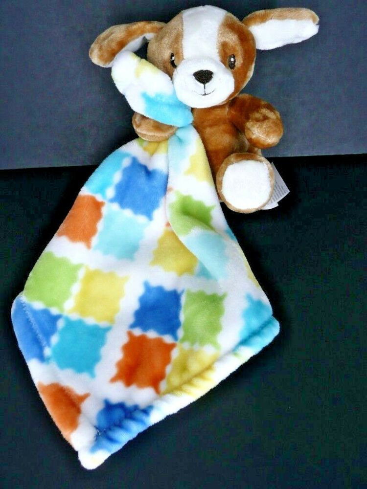 Nuby Little Fox Blanket And Teddy