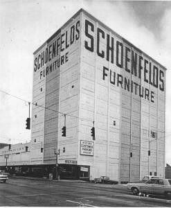 Schoenfeld S Furniture On Pacific Ave Tacoma Wa Tacoma Wa