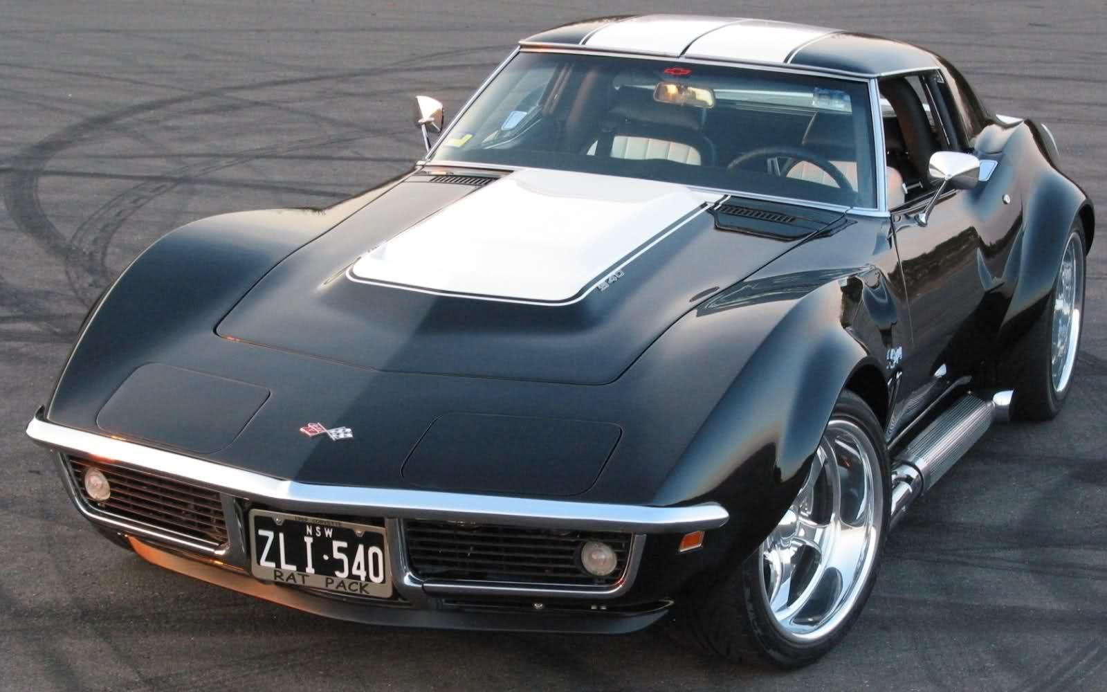Chevrolet Corvette (C3) Stingray ZL-1 540   Muscle Cars   Pinterest ...