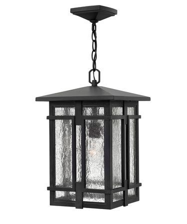 Hinkley lighting 1962 tucker 1 light outdoor hanging lantern