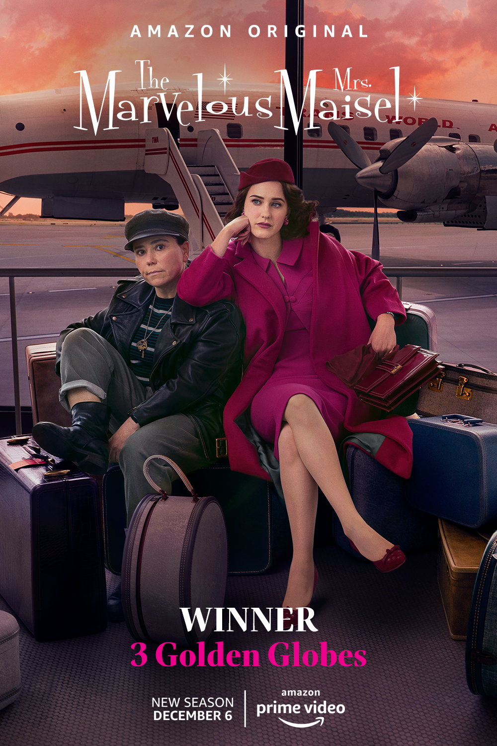 Watch Marvelous Mrs Maisel S3 Only On Primevideo Com Amazon Prime Movies Amazon Prime Shows Prime Movies