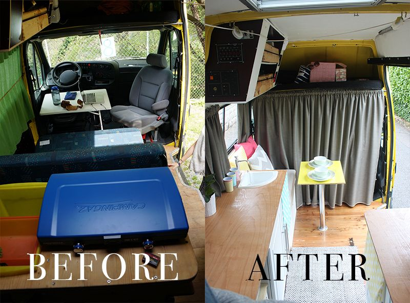 Genial Van Conversion, Motorhome, Interior Design, Decoration, Campervan, Mobile  Home, Vanlife