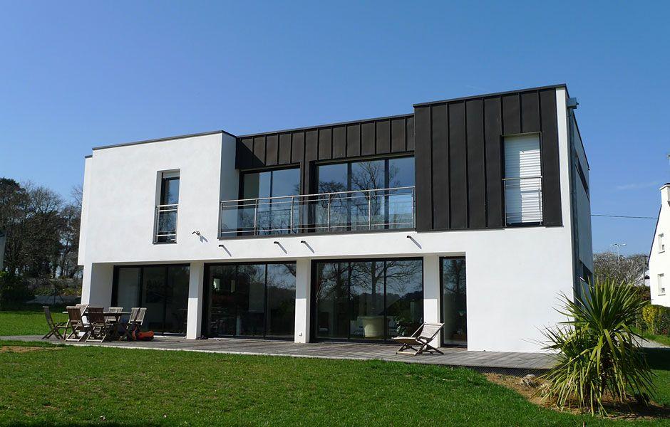 MAISONS INDIVIDUELLES | Archi Concept | Architecte en Morbihan ...