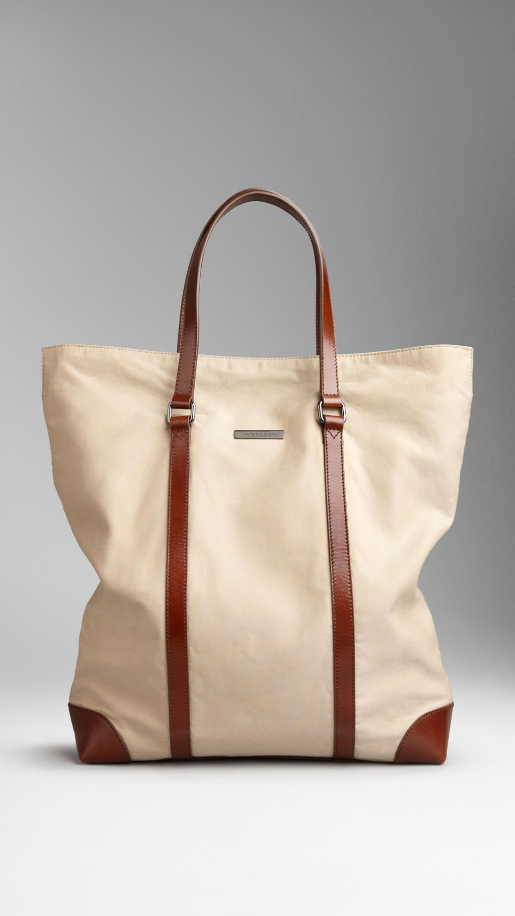 e217926384a2 Cotton Gabardine Tote Bag
