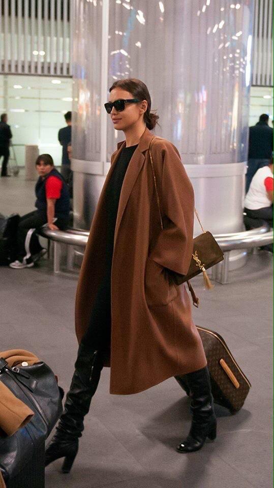Modne Buty Damskie Deezee Twoj Ulubiony Sklep Internetowy Irina Shayk Style Style Celebrity Airport Style
