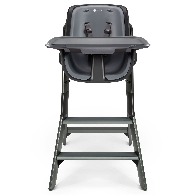 4moms High Chair White / Grey Chair, Cute desk chair