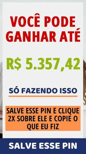 GANHE MAIS DE 500 POR DIA SEM SAIR DE CASA