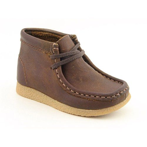 9ad6cc33baab5 $64.99-$60.00 Baby Clarks Toddler/Little Kid Wallabee Ankle Boot ...