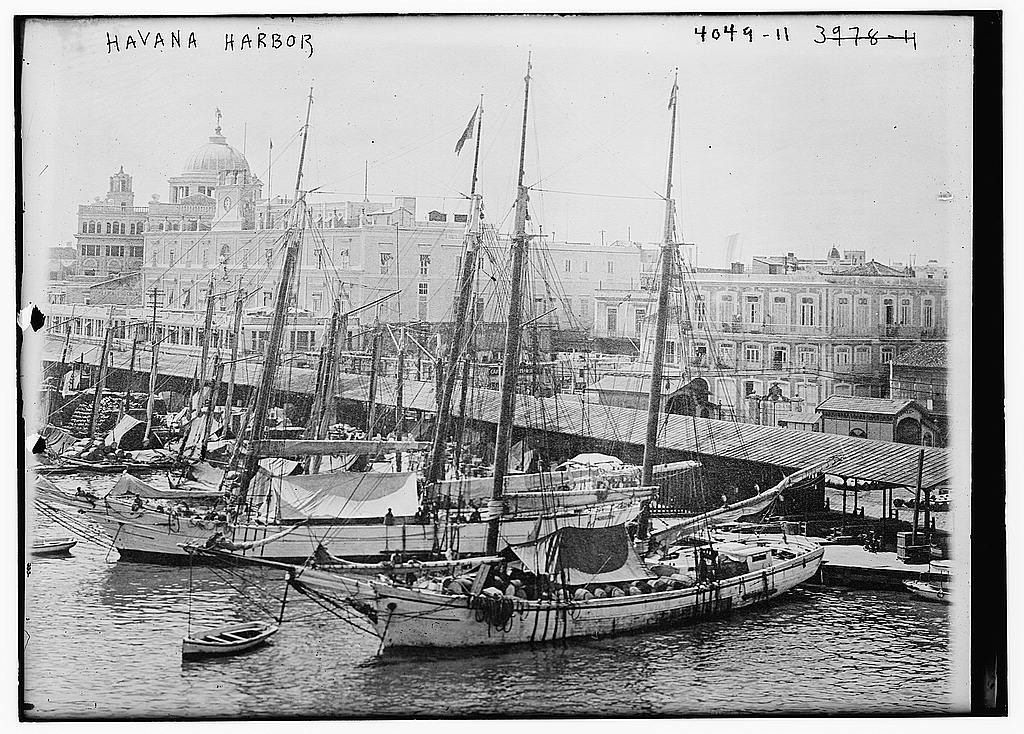 Havana -- Harbor (LOC) | Flickr - Photo Sharing!