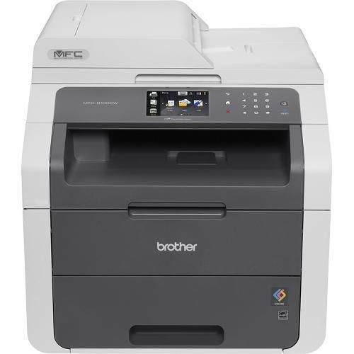 Brother - MFC-9130CW Digital Color Laser All-in-One Printer with Wireless Networking - Gray - Get unbelievable discounts at Best Buy with Coupon and Promo Codes.