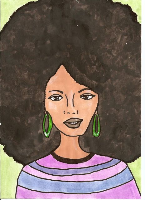Lola Kabuki: RETRATOS Acuarela, pintura, ilustración, watercolor, art, art, ilustration