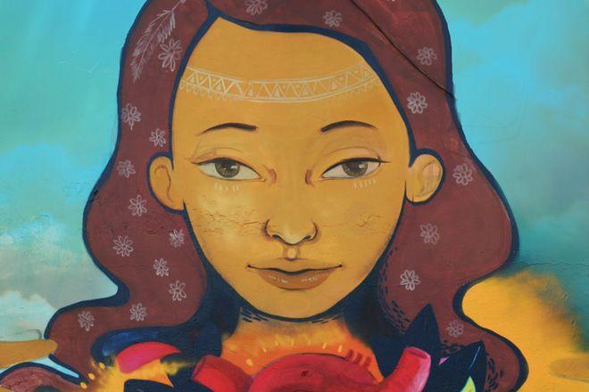 mural-eva