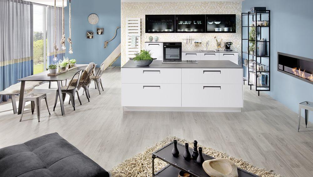 InWohnen #Küche #Hansgrohe #Wenko #WestagGetalit #Drapilux Studio