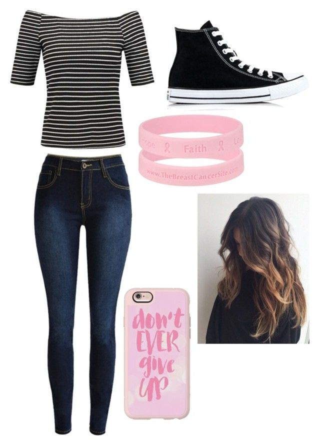"""""""Untitled #38"""" by evinjohanson on Polyvore featuring Converse and Casetify"""