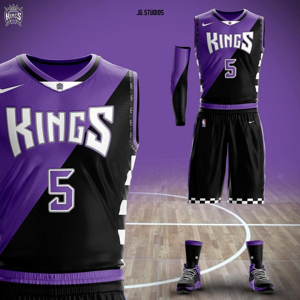 695a43f3d22 Take a look at this awesome basketball uniform concept. Design by   josegdesign using our basketball uniform template.