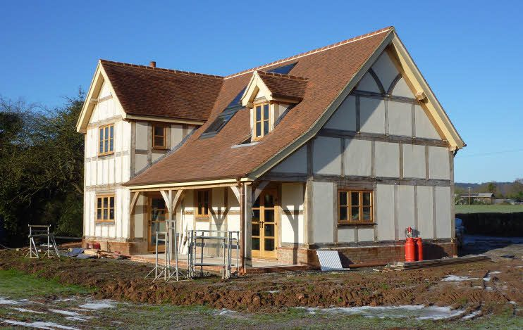 Timber frame straw bale homes uk google search straw for Timber frame straw bale house plans