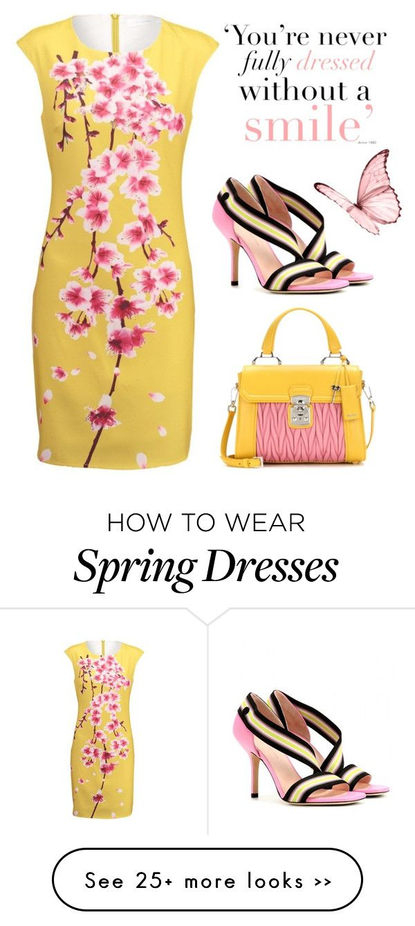 """""""fully dressed =)"""" by collagette on Polyvore featuring Anonyme Designers, Miu Miu and Christopher Kane"""