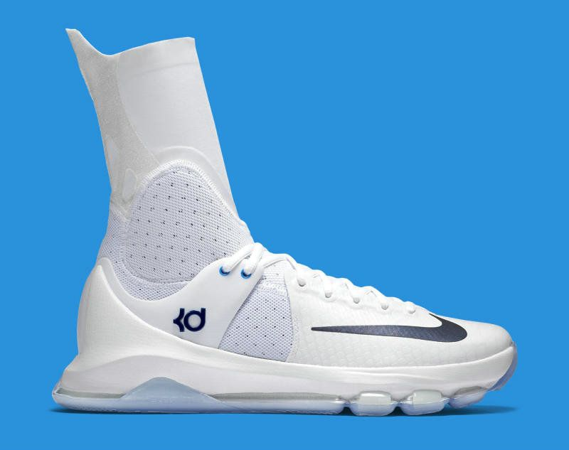 new style 15bd7 51f2a ... get nike kd 8 elite home white 664d3 82ad1