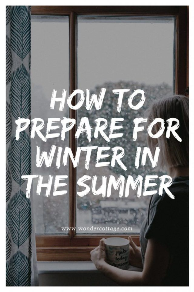 HOW TO PREPARE FOR WINTER IN THE SUMMER is part of home Improvement Exterior - When it comes to your home, you will want to do everything that you can in order to make sure that it is a comfortable place to live in  Bear in mind that