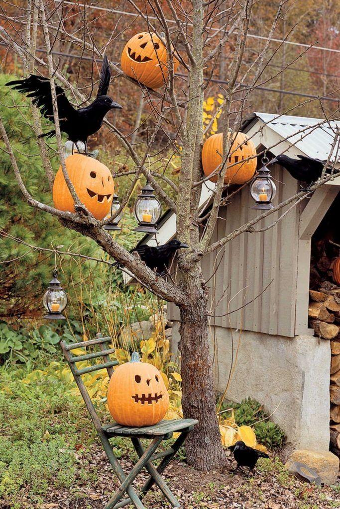 Halloween Decoration Ideas 2018 Inside house and Outdoor halloween - outdoor halloween ideas