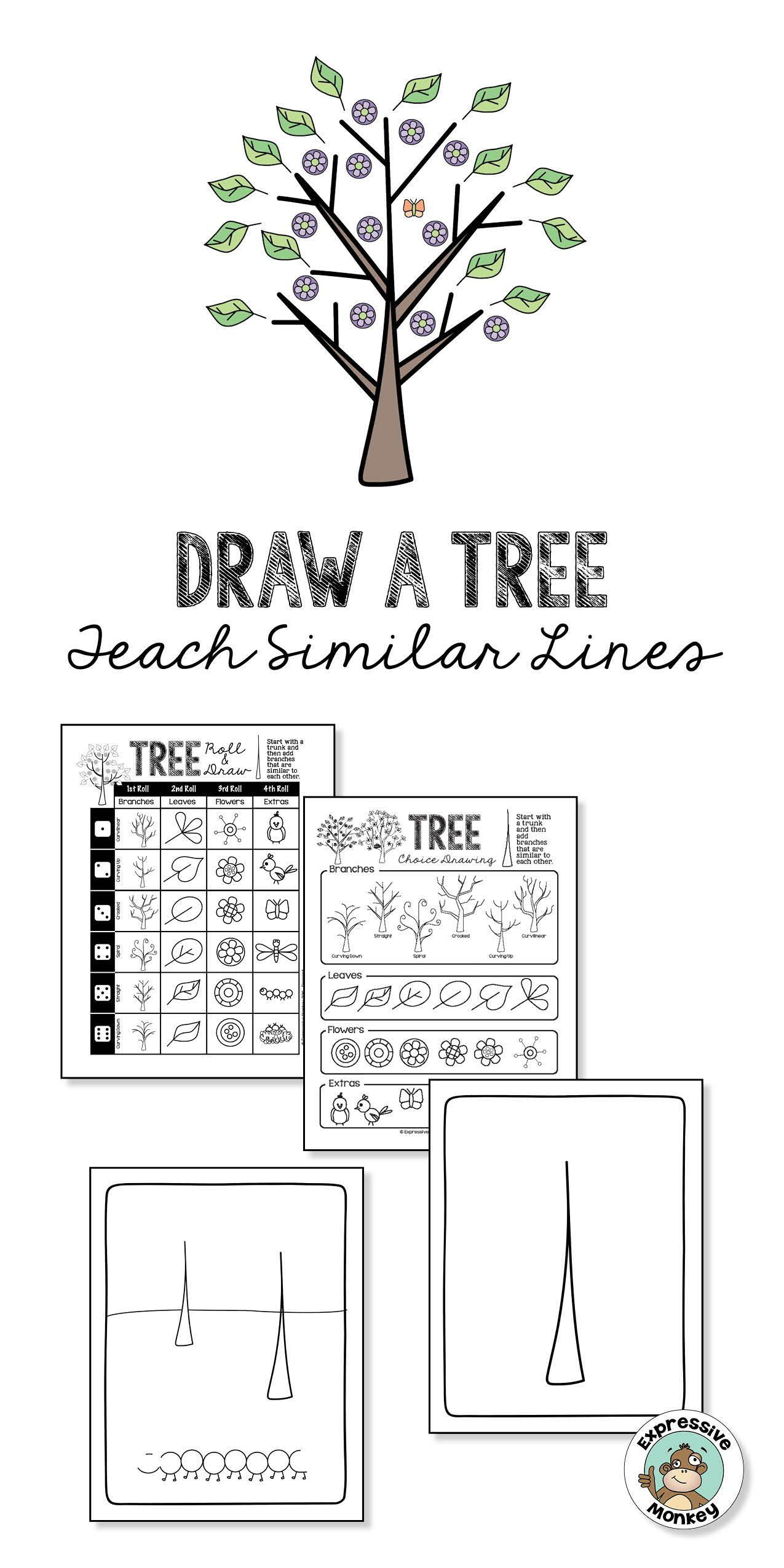 Spring Drawing Fun Art Lessons Drawings And Easy Drawings