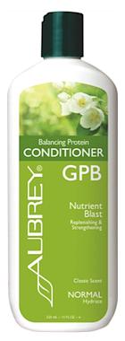 Aubrey GBP Balancing Protein Conditioner is al ruim 45 jaar het meest populaire product van Aubrey Organics. Deze conditioner is ware voeding voor uw haar. Glyco en melkproteïne versterken de haarvezel en herstellen beschadi