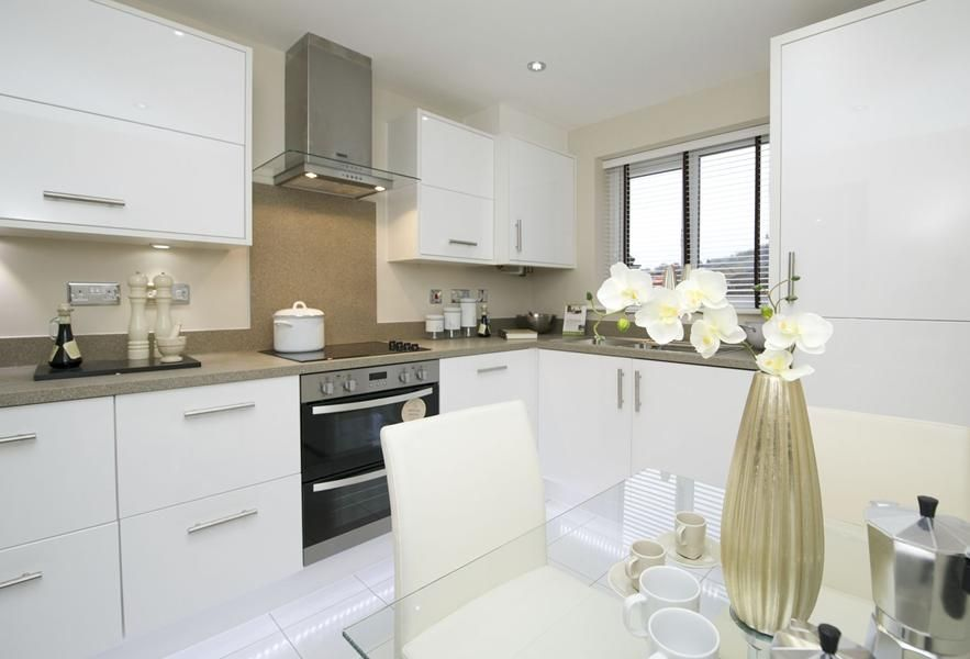 Valley View Halifax Woodcote 351 Home Kitchen Interior Open Plan Living And Dining