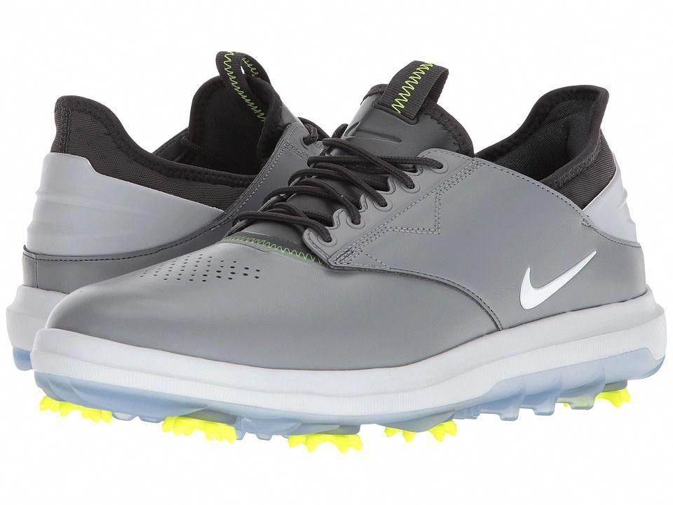 7fab6df457d656 Nike Golf Air Zoom Direct (Cool Grey White Anthracite Volt) Men s Golf Shoes   directgolf