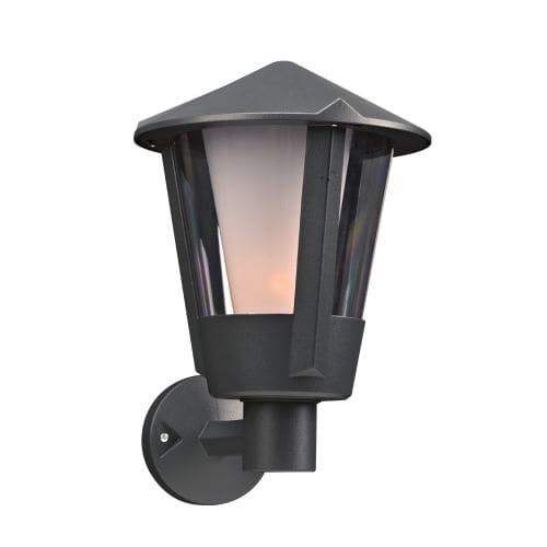 plc lighting 1886 1 light 10 wide outdoor wall sconce from the silva