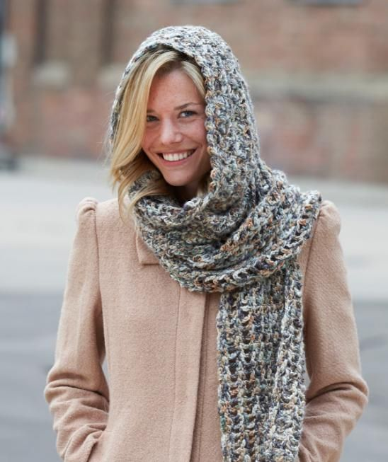 Snood, S9369 - Free Pattern | crochet scarfs, cowls n such ...
