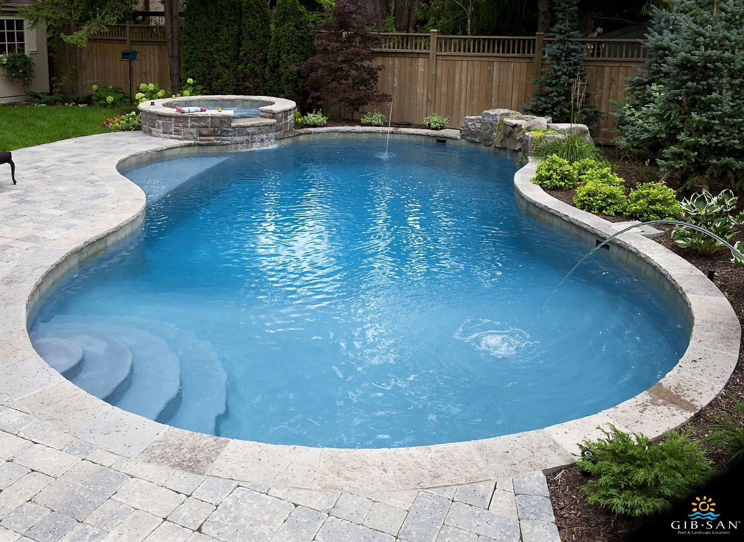Sprungbrett Pool Selber Bauen Custom Concrete Pools Gib San Pools Pool In 2019 Pool Im