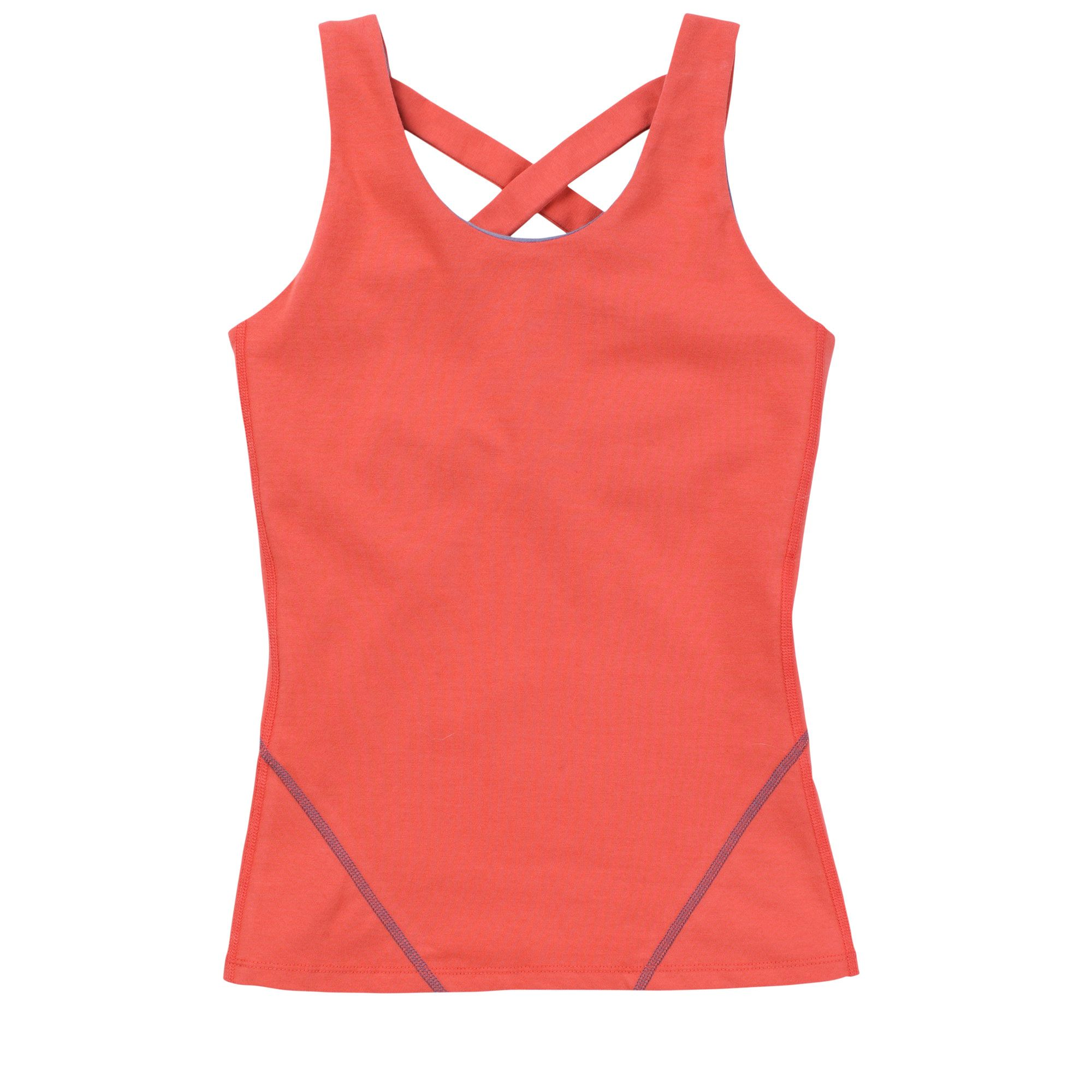Womens Synergy X Tank | Ibex Merino Wool Organic Cotton Sport Top